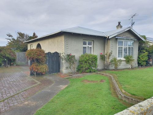 First Home on Tay Street! - Turnbull Thomson Park, Invercargill City